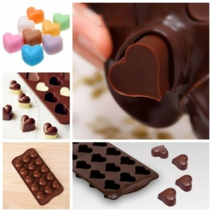 Формы для шоколада и конфет